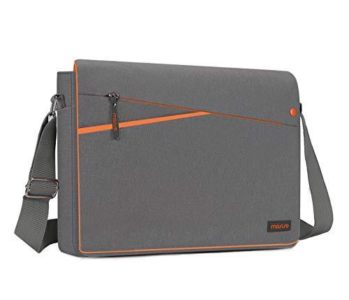MOSISO Shoulder Compatible Messenger Briefcase