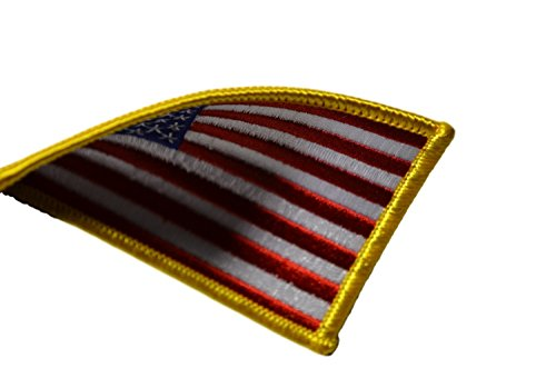 """USA US American Embroidered Patch 3.5"""" or"""