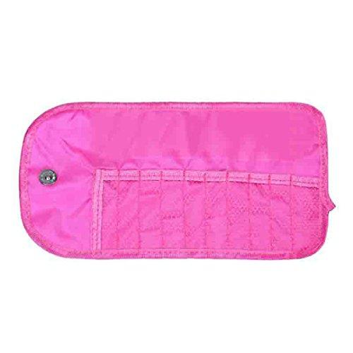 Holder Organizer Bag Hook Case Holder Knit Crocheting Pink Organizer Knit Needle Crocheting WINWINTOM Case Bag Pouch Crochet Needle Crochet wa1qIxBHAn