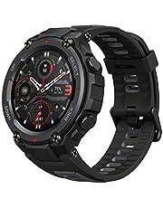 XIAOMI Smartwatch amazfit t-rex trex pro t rex, à prova d'água, gps, bateria com duração de 18 dias, bateria de 390mah, para celular ios e android