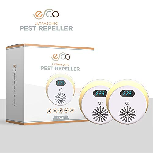 Ultrasonic Electronic Repeller Repellent Mosquitoes product image