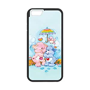IPhone 6 4.7 Inch Cell Phone Case for Cartoon Care Bears pattern design GQC06CB11684