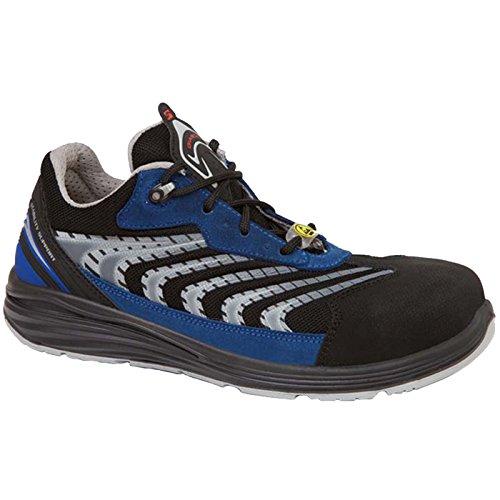 bas Giasco Chaussures de 40 Taille S1P Bleu Noir sécurité Capricorn UP071C40 nwAPqFaS