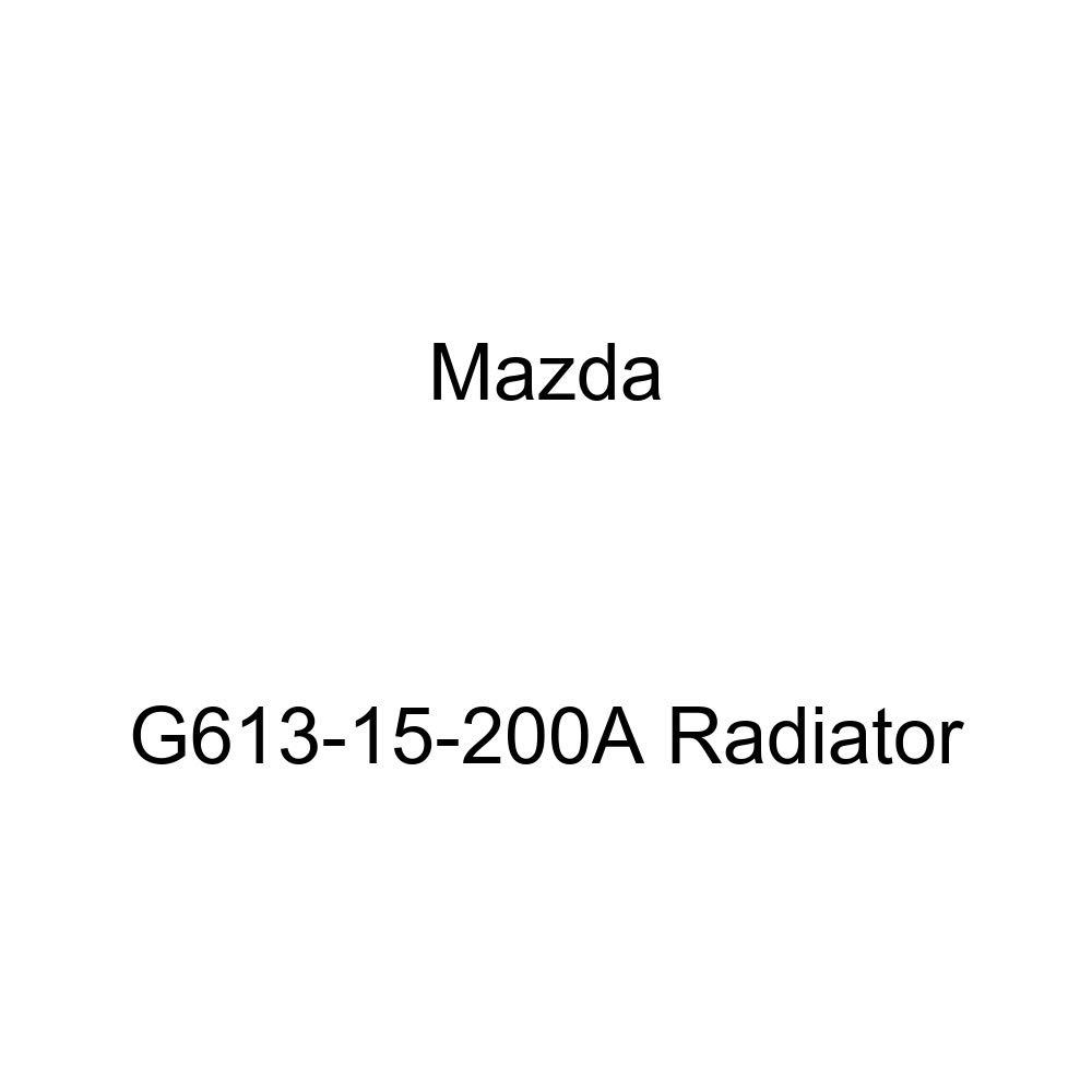 Mazda G613-15-200A Radiator