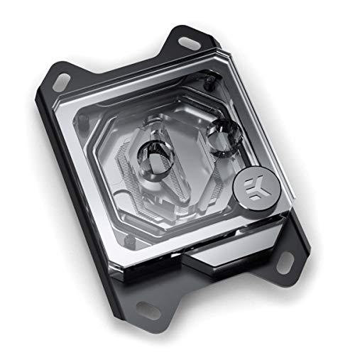 EK Water Blocks 3831109810316 Velocity AMD RGB - Nickel Plus Plexi - Schwarz