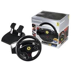 ▷ Logitech Driving Force GT vs Thrustmaster Ferrari GT