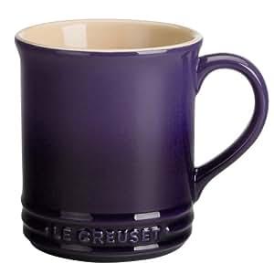 Le Creuset Stoneware 12-Ounce Mug, Cassis