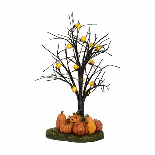 Department 56 Accessories for Villages Halloween Lit Jack-O-Lantern Village -