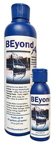 BEyond Aqua - Best Natural Water Purifier Drops (2 oz) by BEyond Aqua