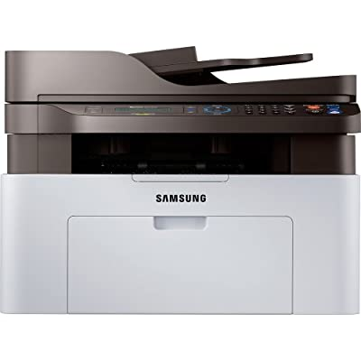 Brand New Samsung Xpress M2070fw Laser Multifunction Printer - Monochrome - Plain Paper Print - Desktop - Copier/Fax/Printer/Scanner - 21 Ppm Mono Print - 1200 X 1200 Dpi Print - 21 Cpm Mono Copy Lcd - 600 Dpi Optical Scan - Manual Duplex Print - 150 Shee
