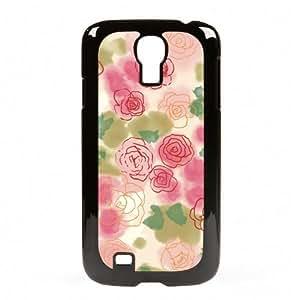 Case Fun Samsung Galaxy S4 (i9500) Vogue Case - Paper Roses