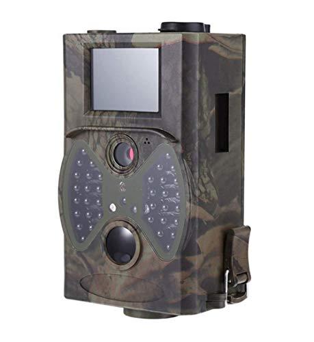GAIXIA Hunting Game Camera MMS 12MP 1080HD Mini Wildlife Reconnaissance Equipment with Night Vision Camera Wildlife Reconnaissance Trail Camera Hunting Camera