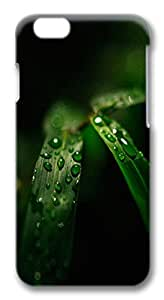 Wet Leaves PC Case Cover for iphone 6 4.7inch