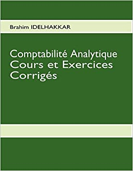 comptabilité analytique brahim aaouid