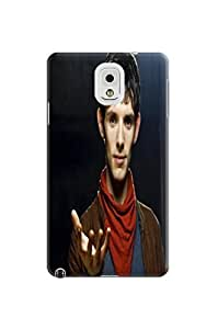 2014 New Style Merlin Attractive Design fashionable for SamSung Galaxy note3 TPU case/cover/Shield hjbrhga1544