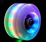 Abrand Luminous Roller Skate Wheels, Roller Skate