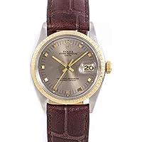 Rolex Date Automatic-self-Wind Male Watch 1505 (Certified Pre-Owned)