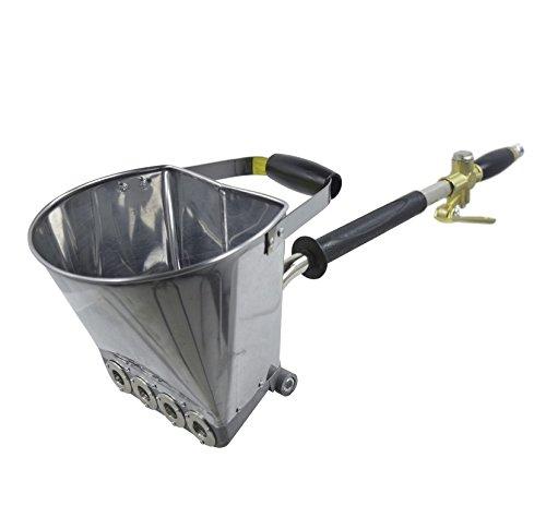 Máquina revocadora para proyectar cemento y mortero: Amazon.es: Bricolaje y herramientas