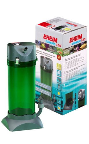 EHEIM Classic Canister Filter 2211, Classic 150 - PetOverstock by Eheim