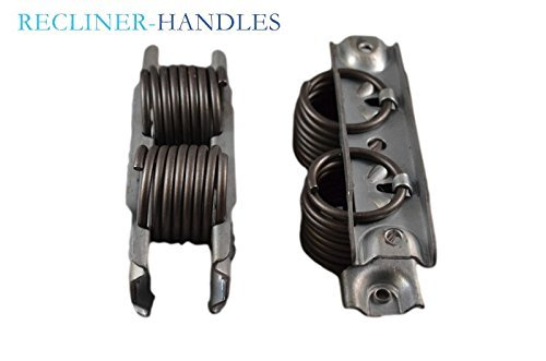 """DIY-Furniture Parts Replacement Rocker Recliner Spring """"NoSag"""" Top Mount for Ashley,Lane,Broyhill and more"""