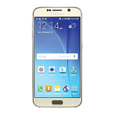 Samsung Galaxy S6 SM-G920V 32GB Gold Smartphone for Verizon (Certified Refurbished) (Unlocked Samsung S6)