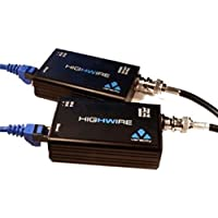 Aviligon C2E-P Coax-to-Ethernet Converter Pair