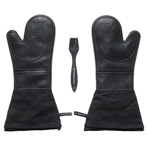 Super Silicone Removable Quilted Charcoal