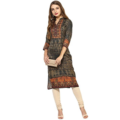 Lagi Kurtis Ethnic Women Kurta Kurti Tunic Digital Print Top Dress Casual Wear New Launch by by Lagi (Image #6)