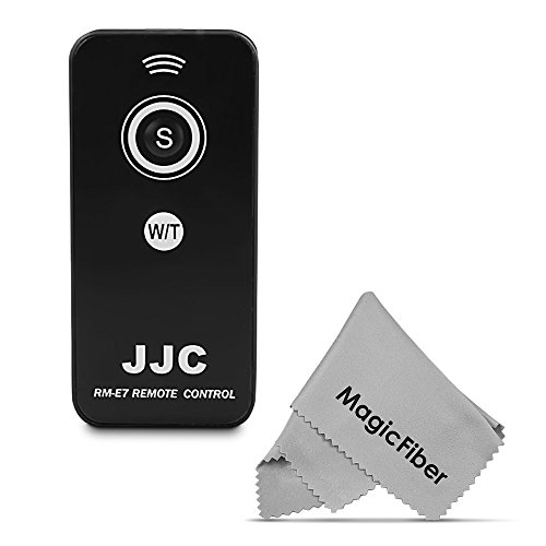 IR Wireless Remote Control for PENTAX Q, PENTAX DSLR (645D, K-5 II, K-5 II s, K-50, K-30, K-500, X-5, K-m, K-r, K-x, K-01, K-5, K-7, K10D, K20D, K100D, K110D, K200D, K2000)ist (D, DL, DL2, DS, DS2) + Premium MagicFiber Microfiber Lens Cleaning Cloth Pentax Wireless Remote