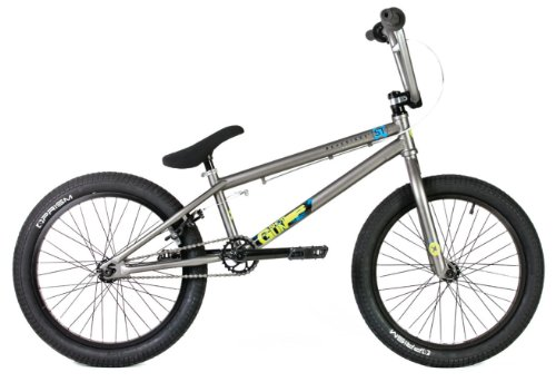 KHE Shotgun St BMX Bike Grey 20""