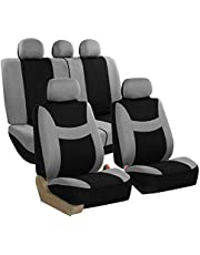 FH Group Light   Breezy Cloth Seat Cover Set Airbag   Split Ready bf6770b26