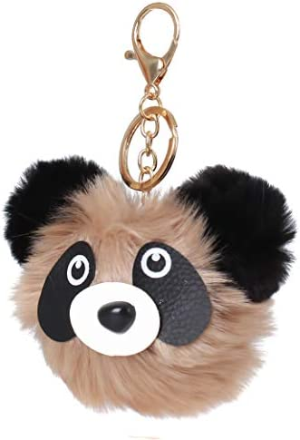 JIOLK 可愛い パンダちゃん 動物 キーホルダー チャーム ギフト最適 ギフト贈り物
