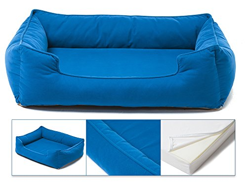 Petsbao Premium Dog Bed (X - large) with 4