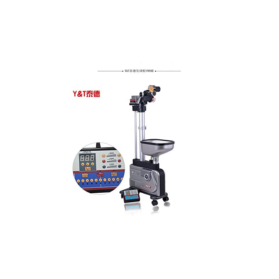 Table Tennis Training Robot V989E