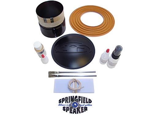 Rockford Fosgate Power HX2 Subwoofer Voice Coil Replacement Kit with Adhesives - Dual 2 Ohm