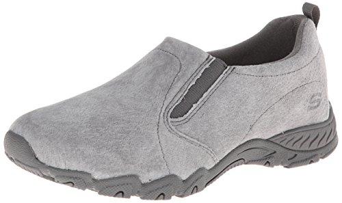 Skechers Women's Endeavor-Atmosphere Fashion Sneaker,Gray,6 M US