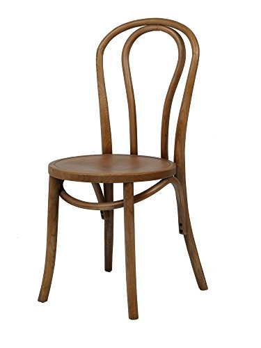 CSP Events W-611-BentW Bentwood stacking FRW Chair, 35.5