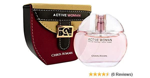3181dd6133 Amazon.com   Chris Adams Perfumes Hot Active Woman Perfume for Women ...