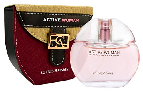 Woman 80ml SprayBeautã© Edp Chris Active Et Adams Parfum DE29HIW