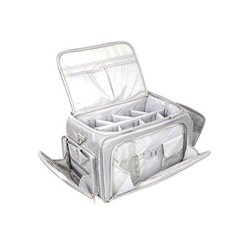 Maletín Swing medbag maletín de médico & de enfermera color grise-tri013