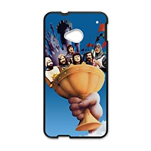 HTC One M7 Cell Phone Case Black monty python holy grail Phone cover SE8593605