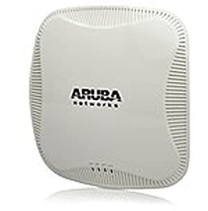 Aruba Networks IAP-115-US Instant IAP-115 IEEE 802.11n 450 Mbit/s Wireless Access Point - ISM Band - MIMO Technology - 1 x Network (RJ-45) - USB - AC Adapter, PoE - Ceiling (Certified Refurbished)