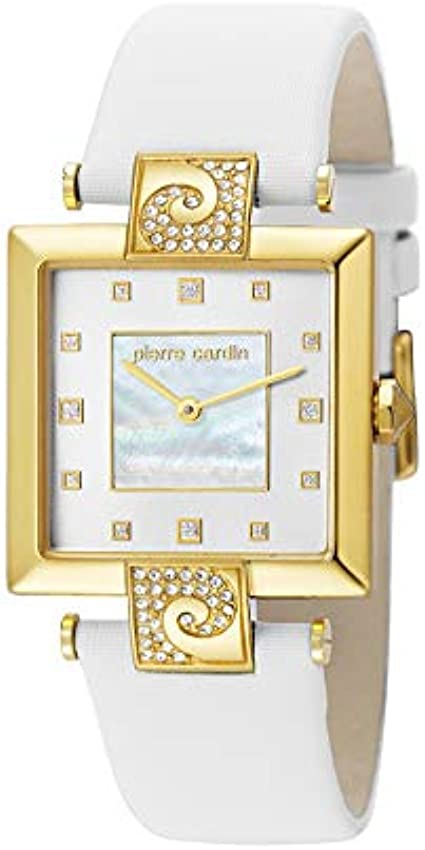Pierre Cardin PC105752F06 Etre - Reloj de Pulsera para Mujer