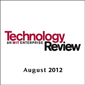 Audible Technology Review, August 2012 Periodical