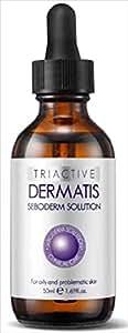 Best Acne Treatment Intensive Anti Acne Serum, Anti Sebum, Relieves Seborrheic Dermatitis For Oily Skin Recover Blemish Prone Skin Pore Care - 50ml (1.69 oz)