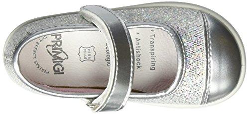 Primigi Psn 7545, Botines de Senderismo para Bebés Plateado (Argento/argento)
