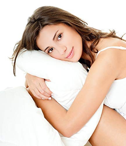 416xSfP vpL - Anti-Aging 100% Mulberry Silk Pillowcase by Meili & Grace-The Best Silk Pillowcase for Your Hair and Skin - Prevents Crow's Feet + Forehead Wrinkles + Fine Lines. Eliminates Hair Frizz and Tangling.
