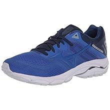 Mizuno Women's Wave Inspire 16 Road Running Shoe, Dazzling Blue, 7.5 D US