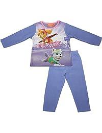 Paw Patrol Girls Micro Polar Fleece Pyjamas By BestTrend