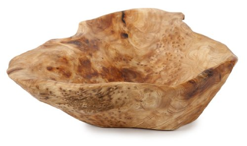 Core Root Crafts Large Flat Cut Bowl ()